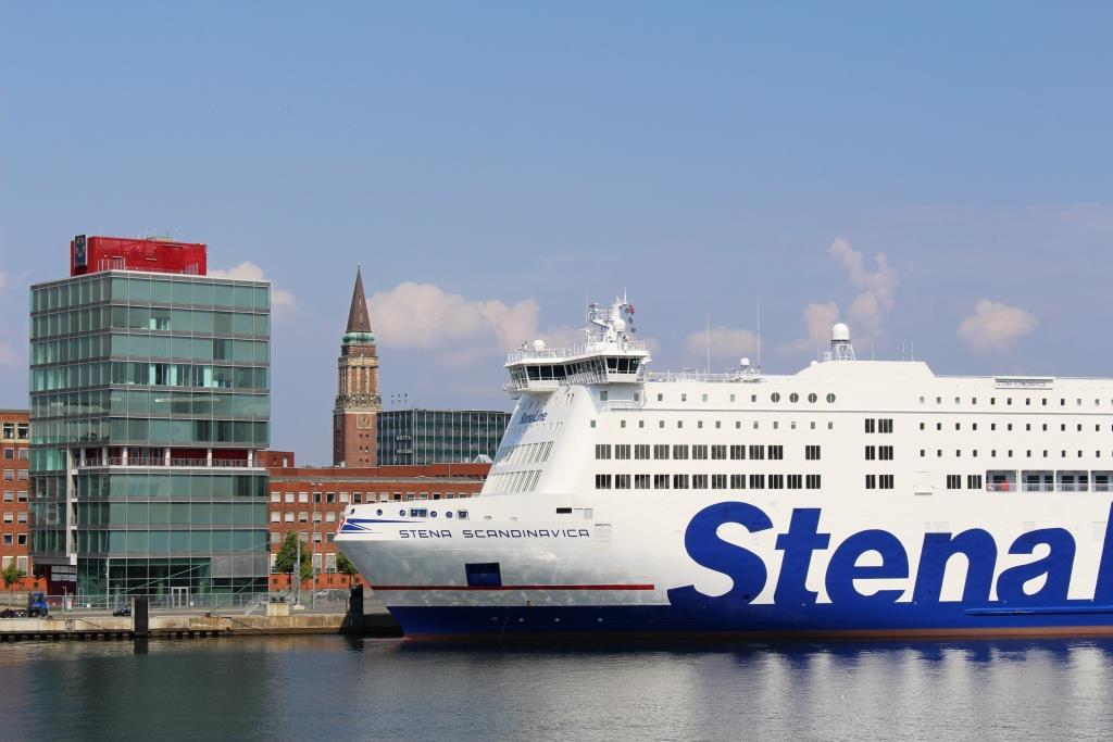 Die Schweden-Kurzreise endet in Kiel copyright: Stena Line