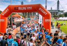 22.000 Laufbegeisterte sorgen für Rekord beim B2RUN Köln - copyright: Infront B2RUN GmbH / Stephan Schütze