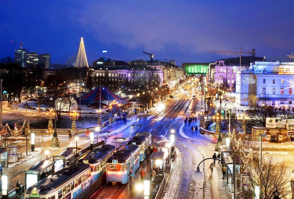 Mode, Shopping-Malls und gutes Essen copyright: Dick Gillberg / Göteborg & Co.