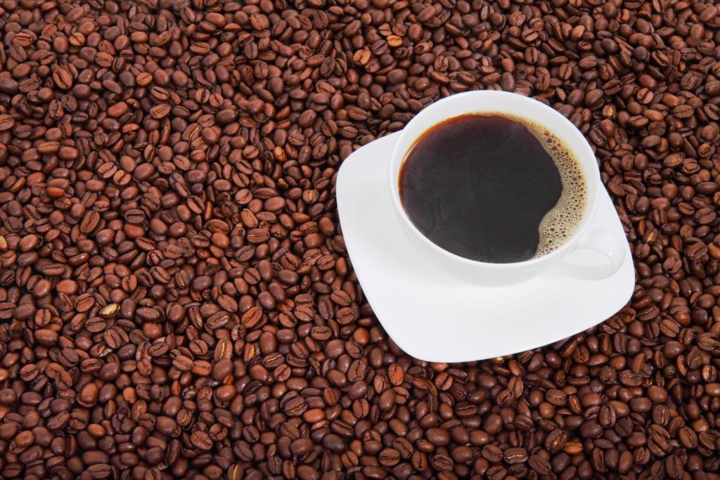 Schwarzes Gold: Die manuelle Kaffee-Zubereitung liegt wieder voll im Trend copyright: pixabay.com