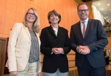 Dr. Stephan Keller wird Stadtdirektor, Andrea Blome Verkehrsdezernentin - copyright: Stadt Köln / Costa Belibasakis