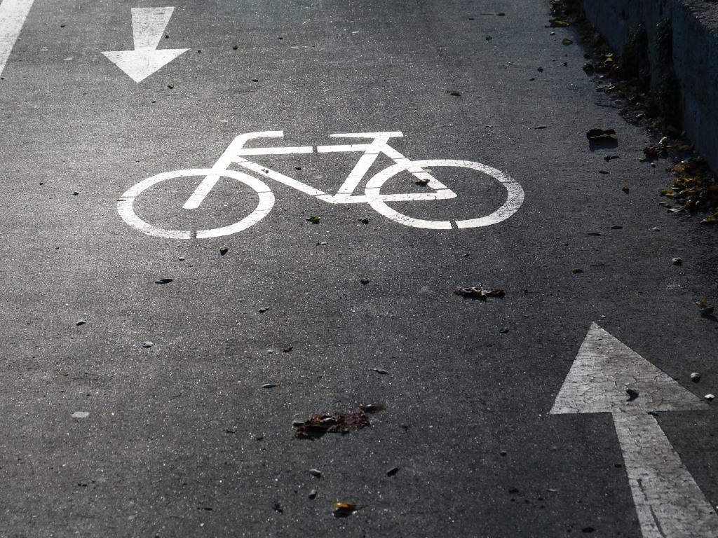 Fahrrad-Verkehrskonzept unter Beobachtung - copyright: pixabay.com