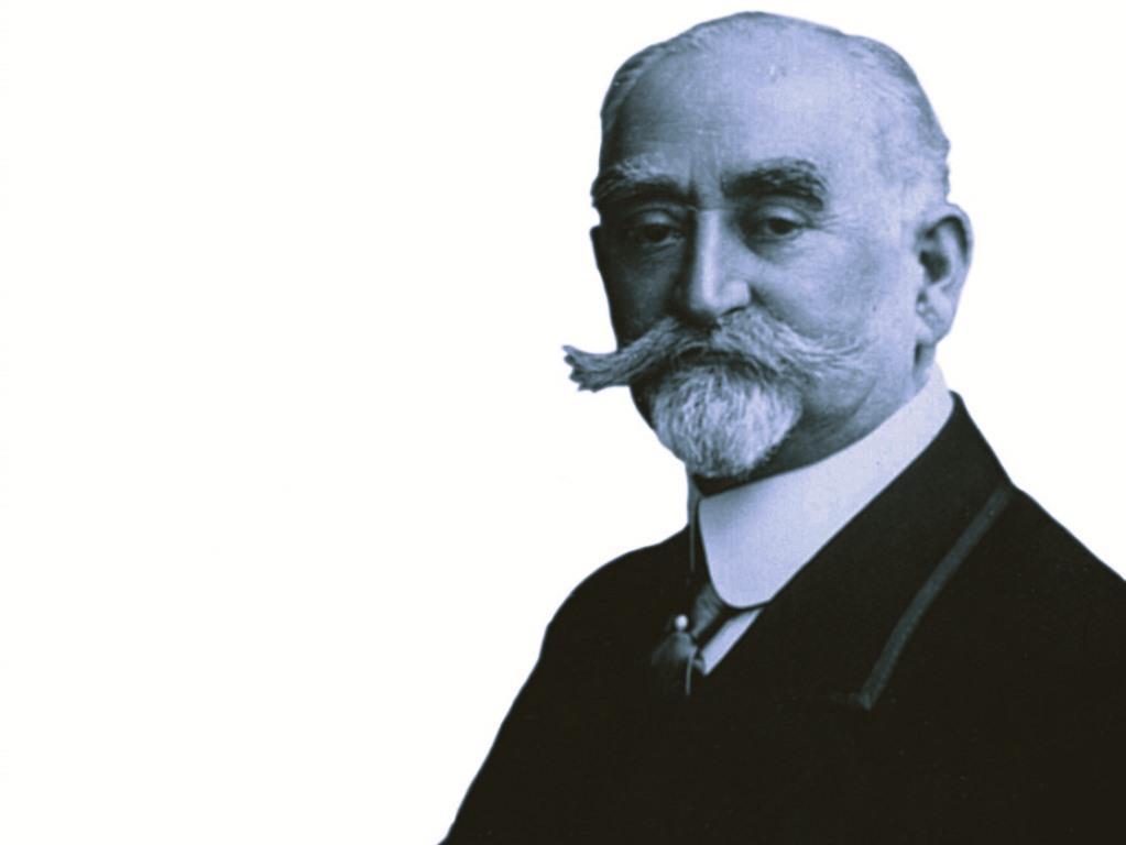 Leonhard Tietz war ein echtes Marketing-Genie - copyright: GALERIA Kaufhof GmbH