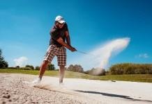 Rund 100 Kommunikationsfachleute aus deutschen PR-Agenturen und Unternehmen nahmen am dritten PR-Golfcup der dpa-Tochter news aktuell teil. Das Turnier fand in diesem Jahr im Golf Club Gut Lärchenhof in Pulheim bei Köln statt. copyright: Robert Schlesinger / news aktuell