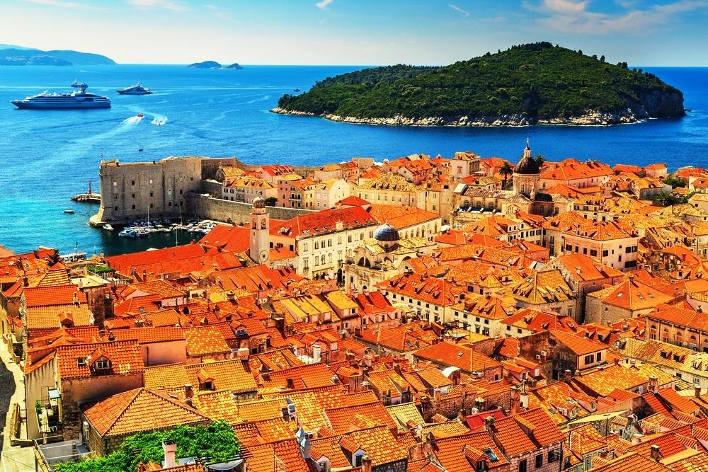 Kroatien: Das Land an der Adria ist ein beliebtes Ziel für einen Strand-Urlaub. copyright: Gaspar Janos / Shutterstock