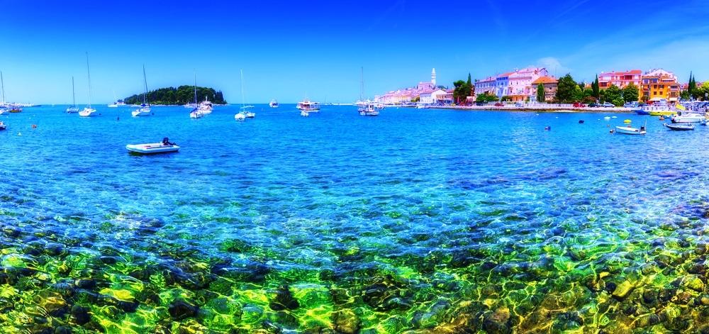 Strand-Urlaub in Kroatien  - wie in der Karibik - copyright: Slavko Sereda / Shutterstock