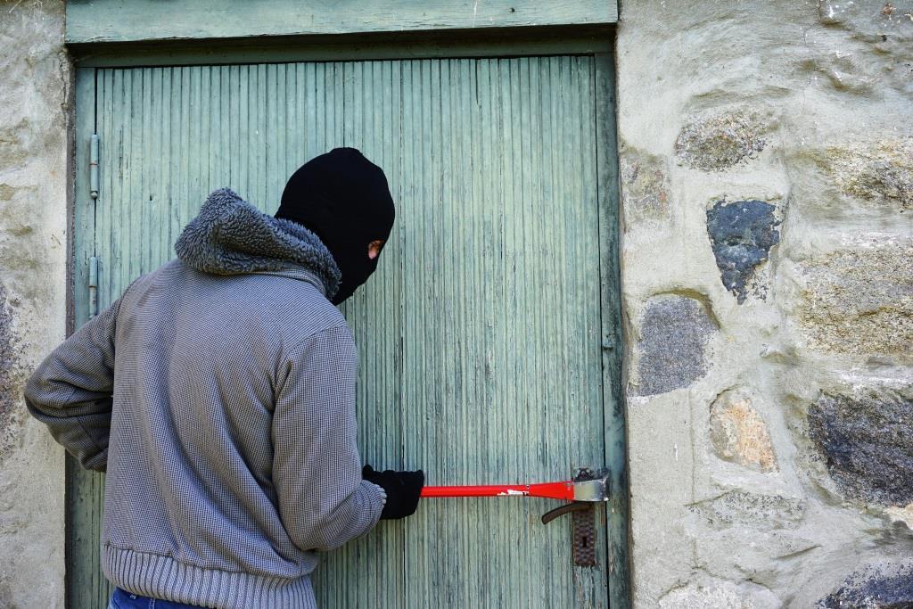 Die Bürger selbst sorgen sich derweil in erster Linie um die große Zahl an Einbrüchen - copyright: pixabay.com
