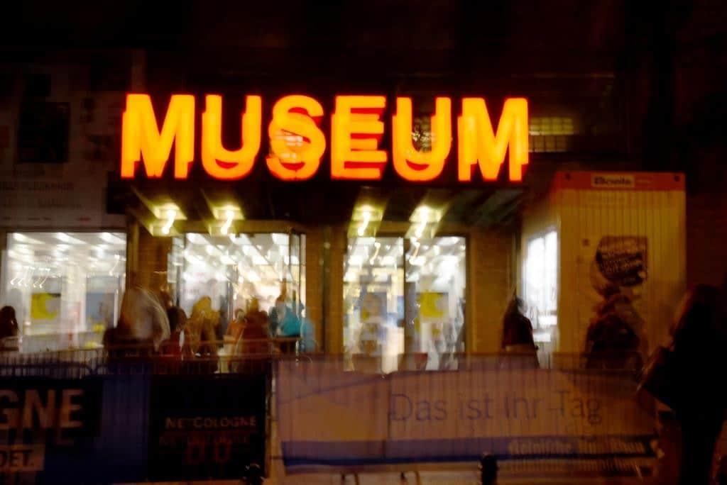 Besucherrekorde und meisterhafte Ausstellungen zur Museumsnacht - copyright: Doerthe Boxberg / StadtRevue Verlag Köln