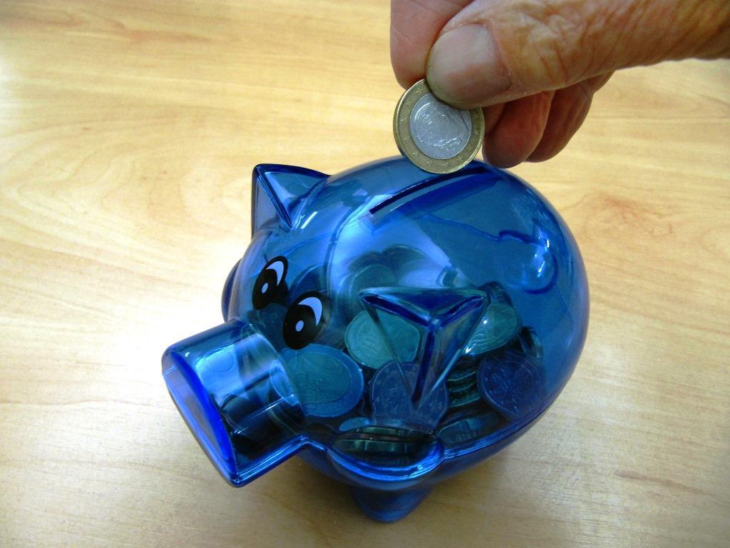 Crowdfunding erfolgreich = Gleiche Summe oben drauf - copyright: pixelio.de / Rainer Sturm