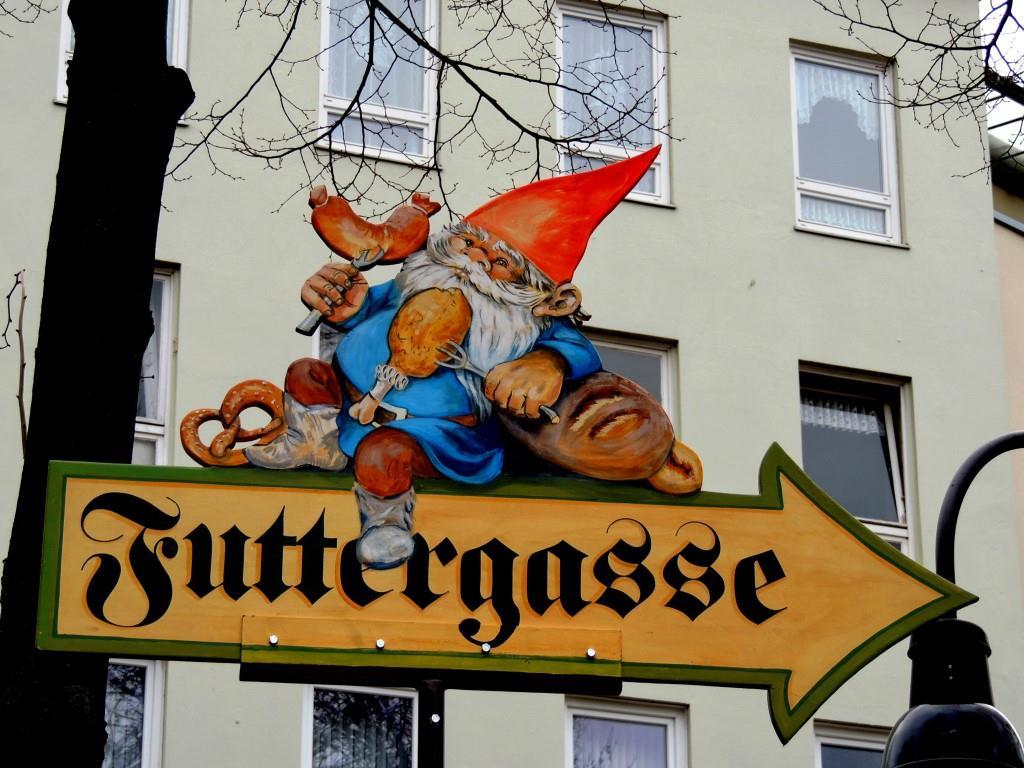 Kulinarische Neuerungen auf dem Weihnachtsmarkt in der Kölner Altstadt - copyright: Katharina Wieland Müller