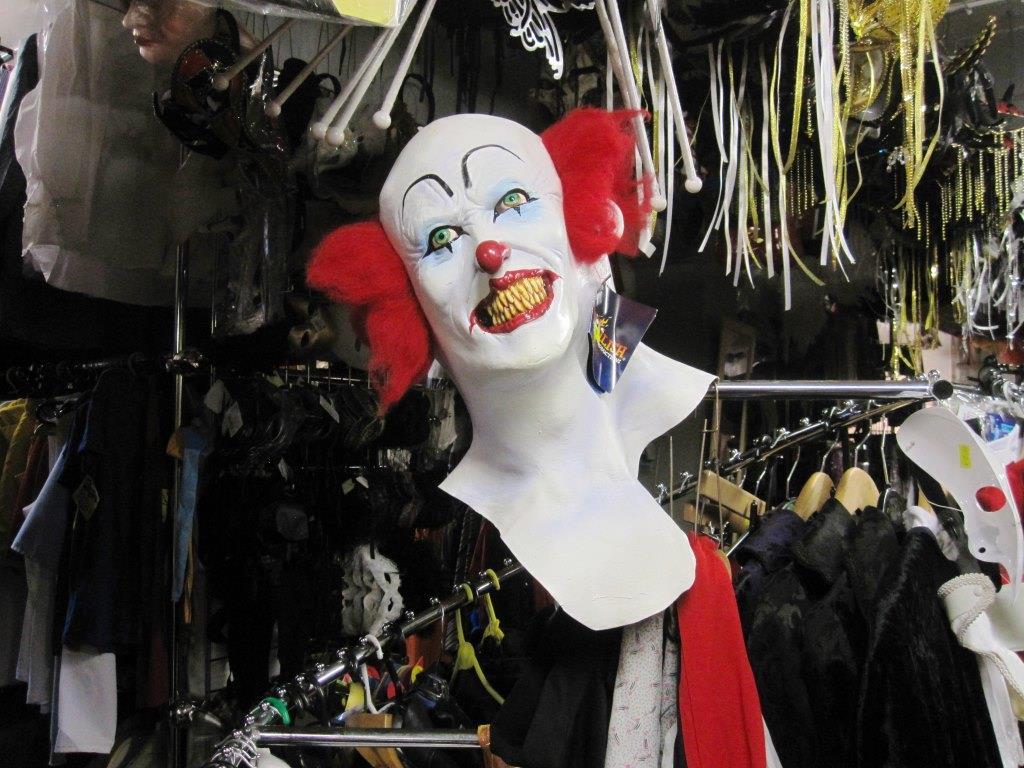 Horror-Clowns: So reagieren Sie richtig - copyright: Tobias Benner / pixelio.de
