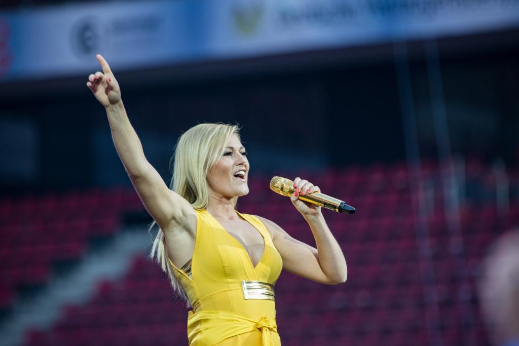 Helene Fischer: Stimme, Talent, Ausstrahlung und vor allem harte Arbeit - copyright: Alex Weis / CityNEWS
