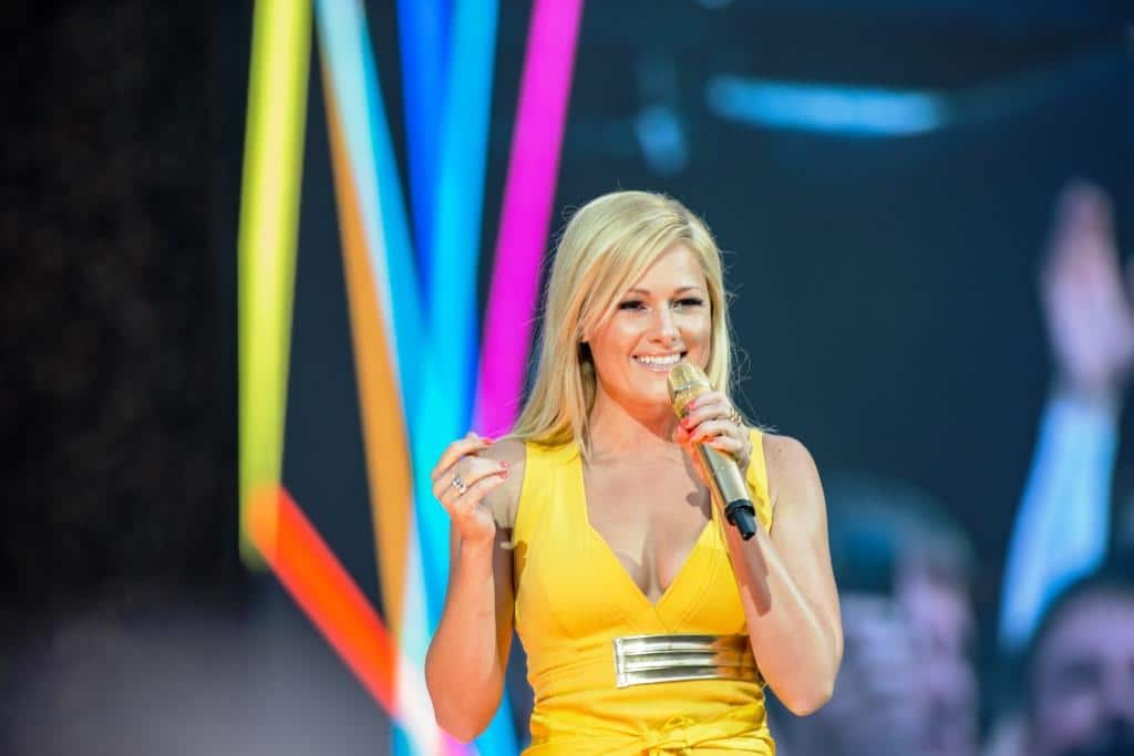 Helene Fischer geht auch 2018 auf große Open-Air-Stadion-Tour! - copyright: Alex Weis / CityNEWS