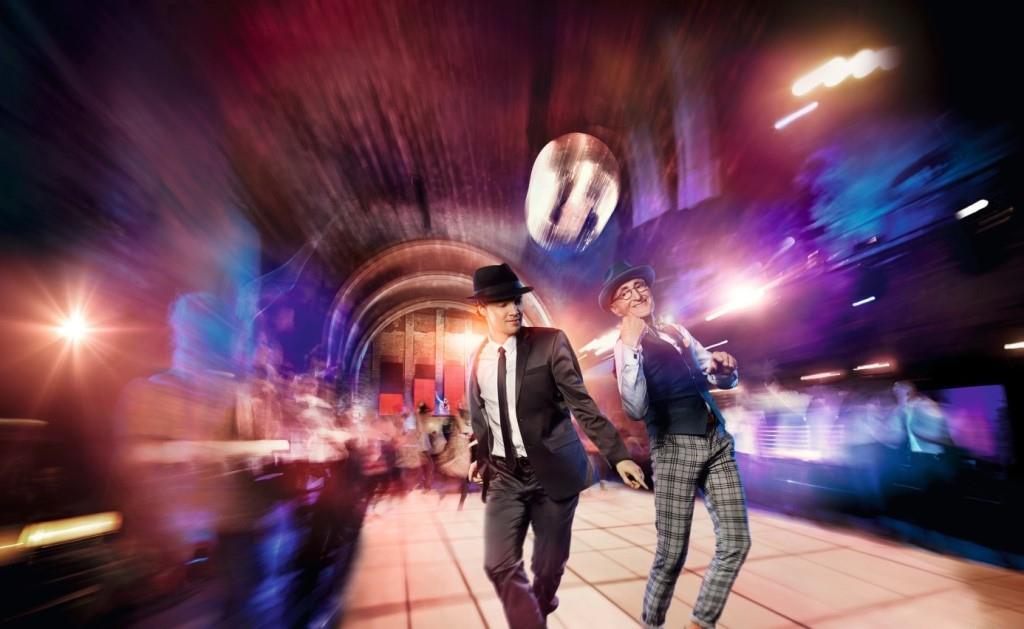 Zwei Testimonials im Dance Battle - copyright: PR