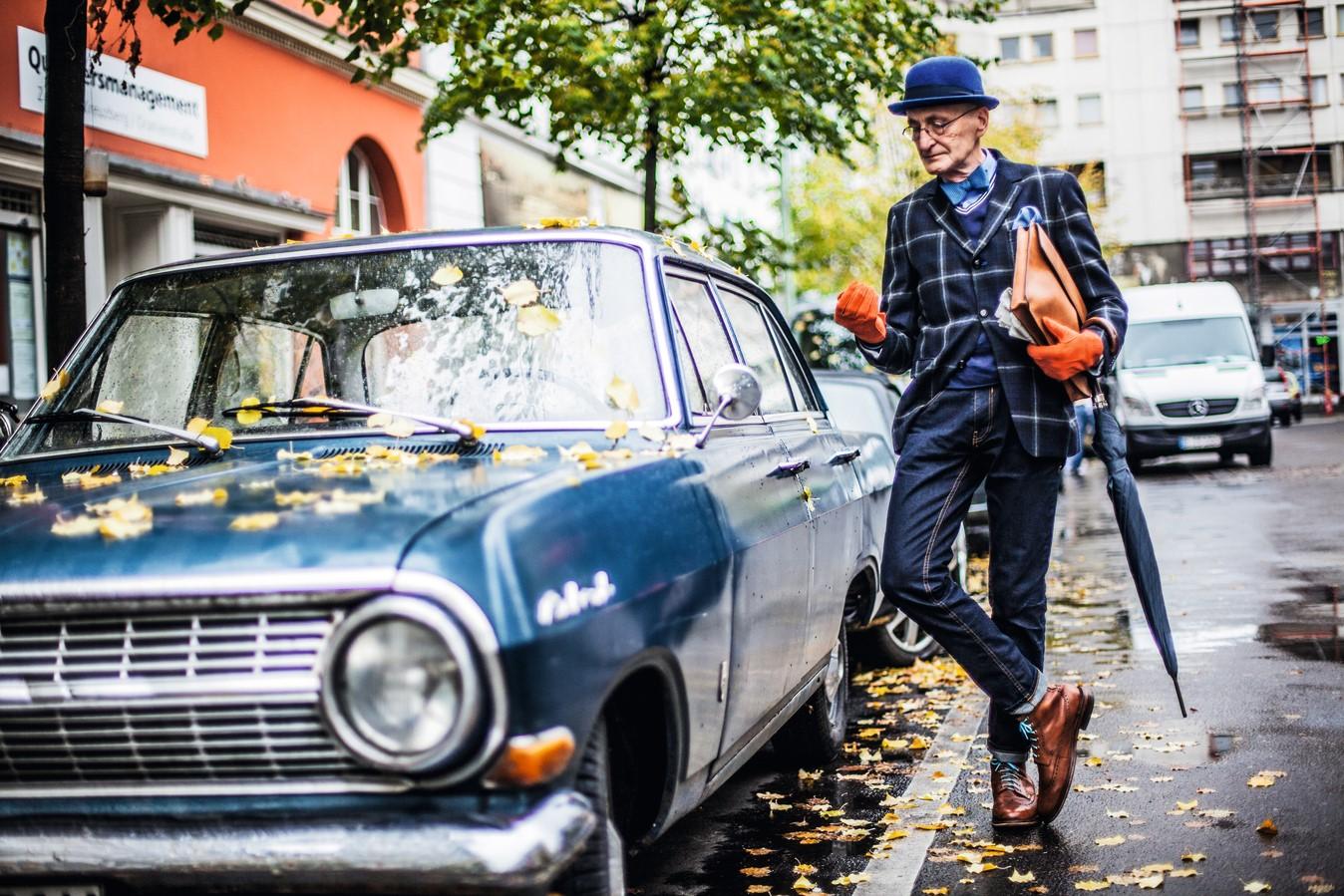 Deutschlands ältester Hipster - copyright: PR
