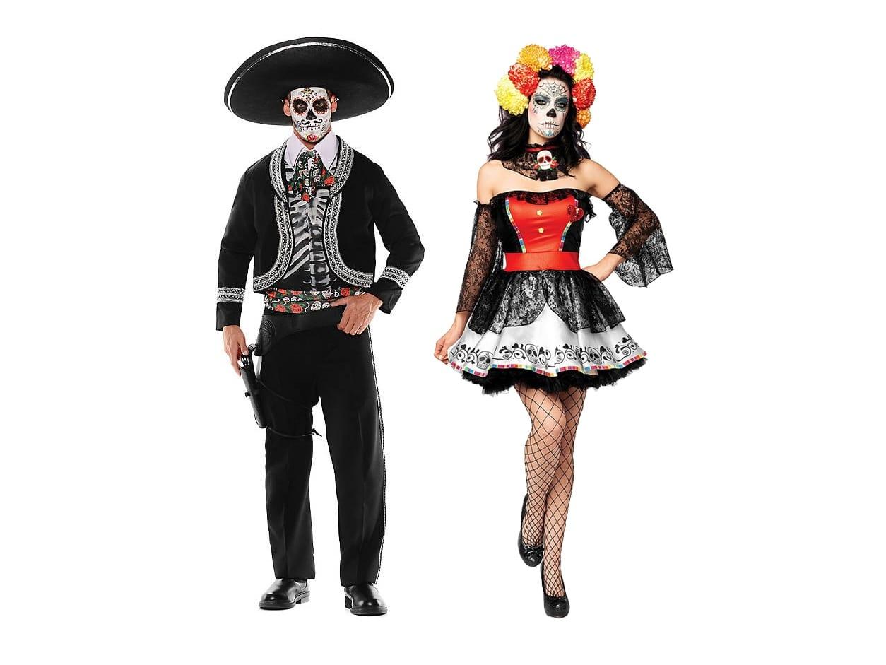 Dia de los Muertos - copyright: maskworld.com