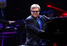 """2017 setzt Elton John seine überaus erfolgreiche Tour zum aktuellen Album """"Wonderful Crazy Night"""" und mit seinen Greatest Hits fort! - copyright: Melanie Escombe"""