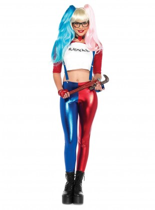 H - Hipster Harleykin - copyright: maskworld.com