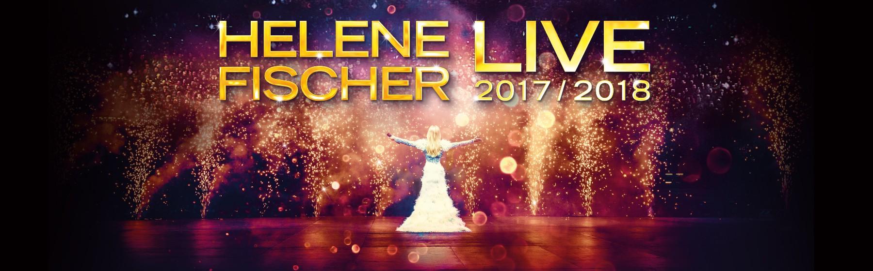 65 Shows in 13 Städten: Helene Fischer kommt 2017 auch nach Köln - copyright: Semmel Concerts Entertainment GmbH