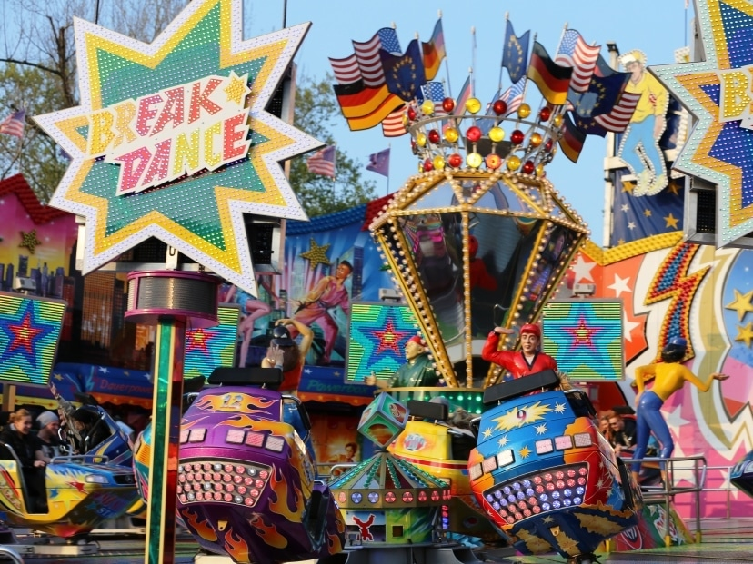Kölner Herbstvolksfest vom 28.10. bis 06.11.2016 - copyright: Alex Weis / CityNEWS