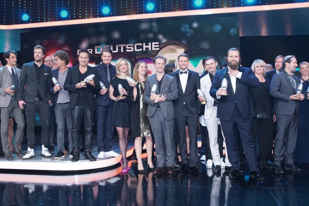 Die Preisträger des Deutschen Comedypreis 2016 - Foto: RTL / Stefan Gregorowius