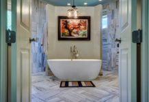 Das Badezimmer wird zur Wohlfühl-Oase - copyright: pixabay.com