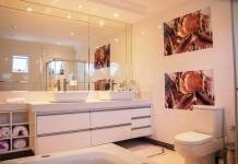 Badezimmer-Trends: Mit Mut zur Farbe in Richtung Wohlfühloase - copyright: pixabay.com