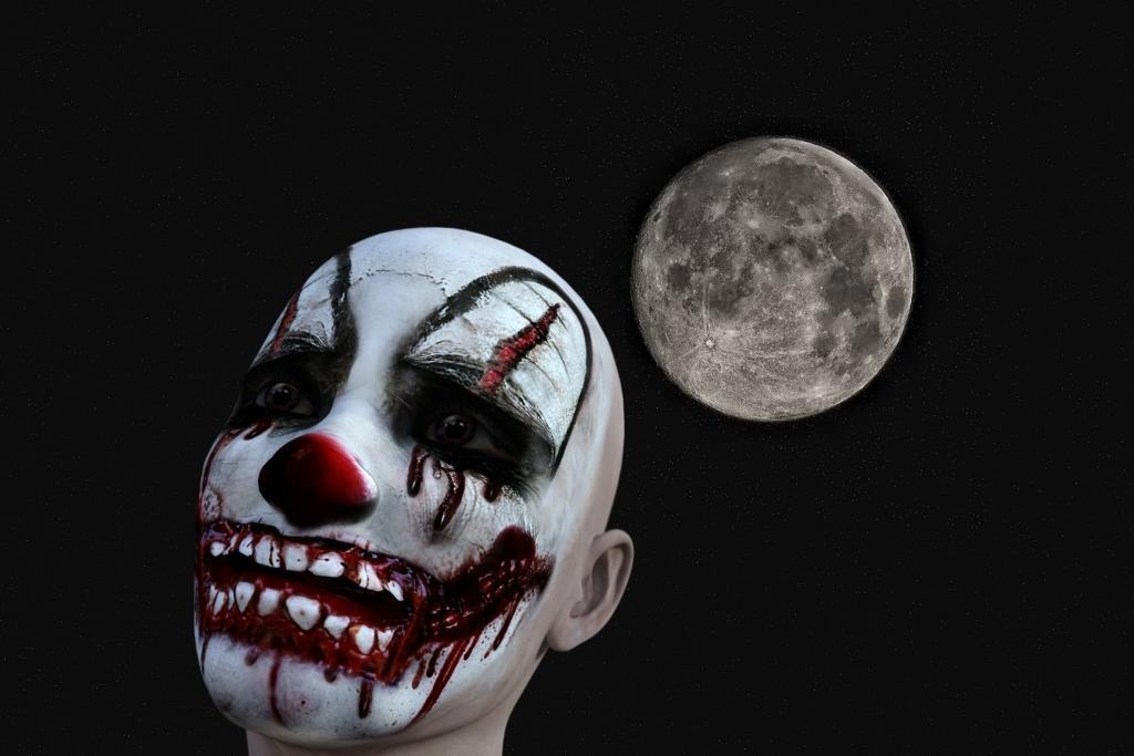 Auch in Köln gab es schon Grusel-Clown-Vorfälle - copyright: pixabay.com (Symbolbild)