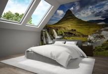 Neue Raumdimension – Fototapete mit 3D-Effekt - copyright: Myloview.de