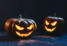 Halloween steht an - copyright: pixabay.com