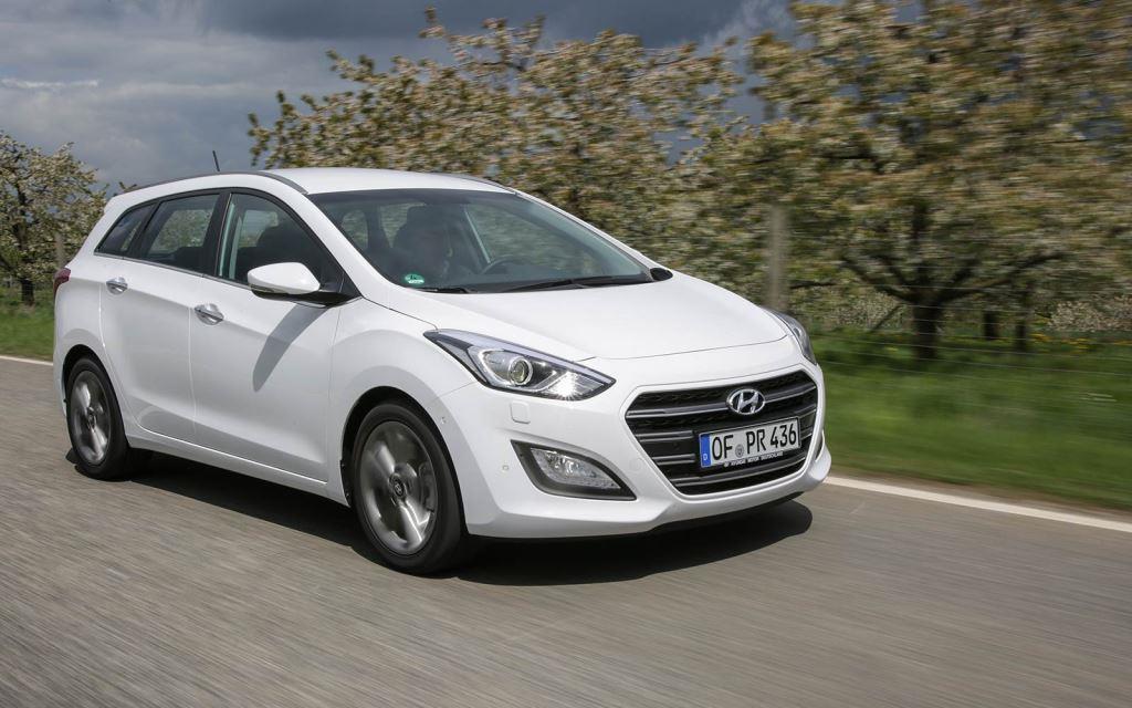 In der Basisvariante mit 101 PS wird der i30 online ab 13.154 Euro angeboten. - copyright: Hyundai