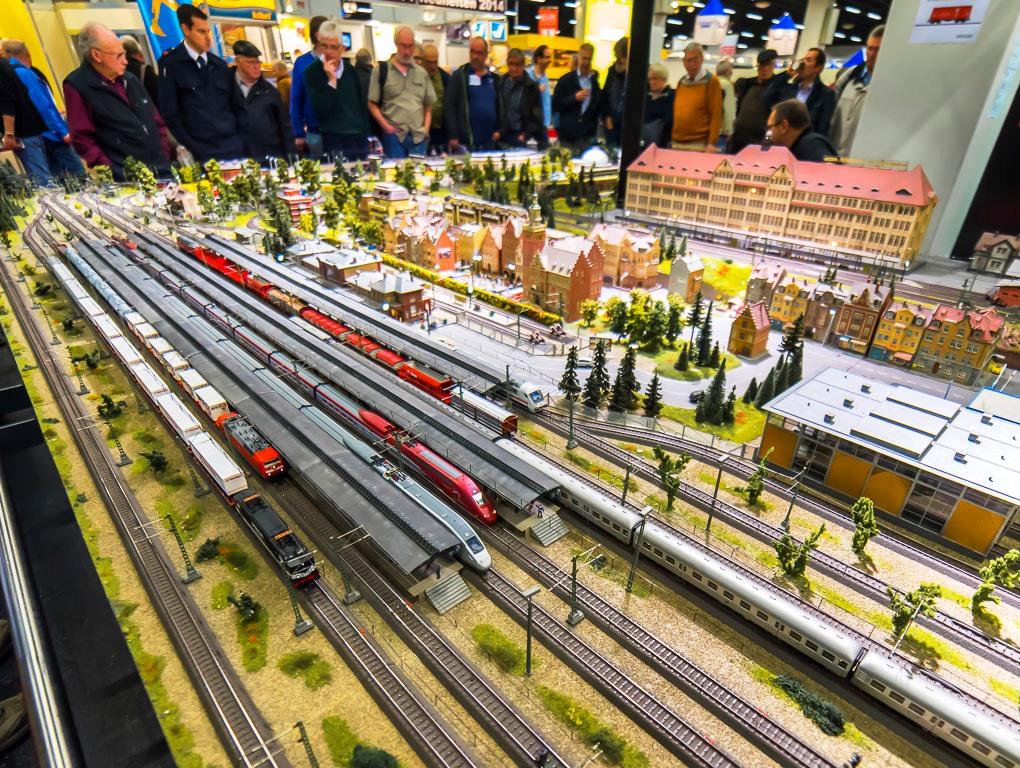 Eine (Modellbahn-)Reise durch unser großartiges Europa! - copyright: Messe Sinsheim GmbH