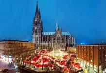 Übersicht der Kölner Weihnachtsmärkte copyright: Dieter Jacobi / KölnTourismus GmbH