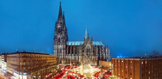 Abwechslungsreiches Angebot an 150 Ständen copyright: Dieter Jacobi / KölnTourismus GmbH