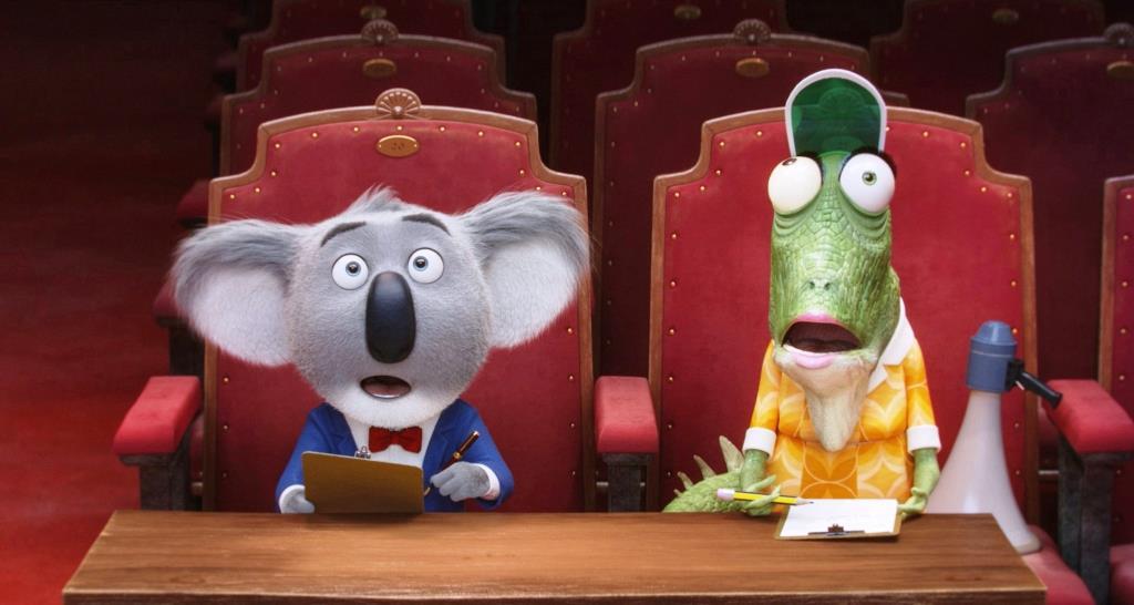 Die kunterbunte Welt von Sing wird ausschließlich von liebenswerten Tiercharakteren bevölkert - copyright: Universal Pictures Germany