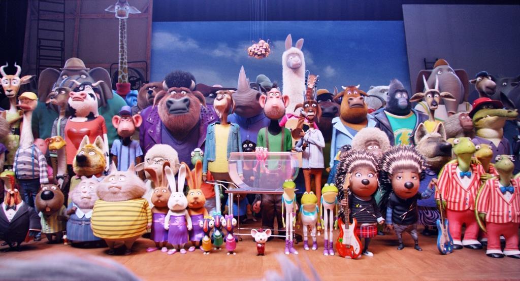 """Gewinnspiel: Mit CityNEWS zur Kino-Premiere von """"SING"""" im Cinedom Köln - copyright: Universal Pictures Germany"""