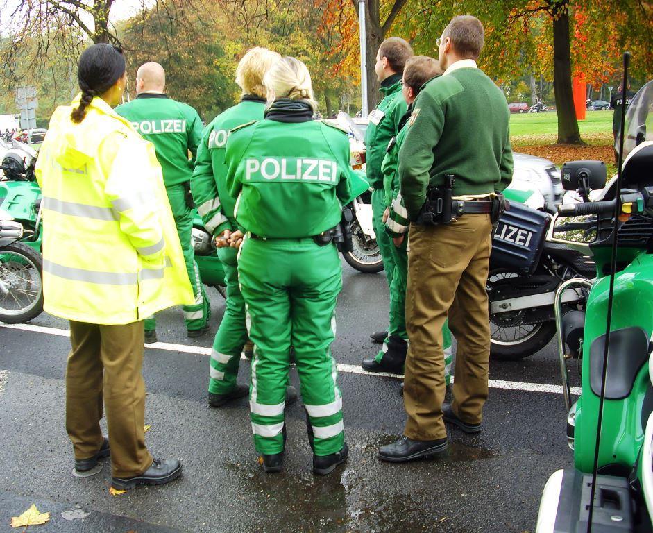 Vorläufige Bilanz der Polizei Köln - copyright: Rike / pixelio.de