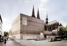 Entwurf des 1. Preisträgers Büro Volker Staab, Berlin