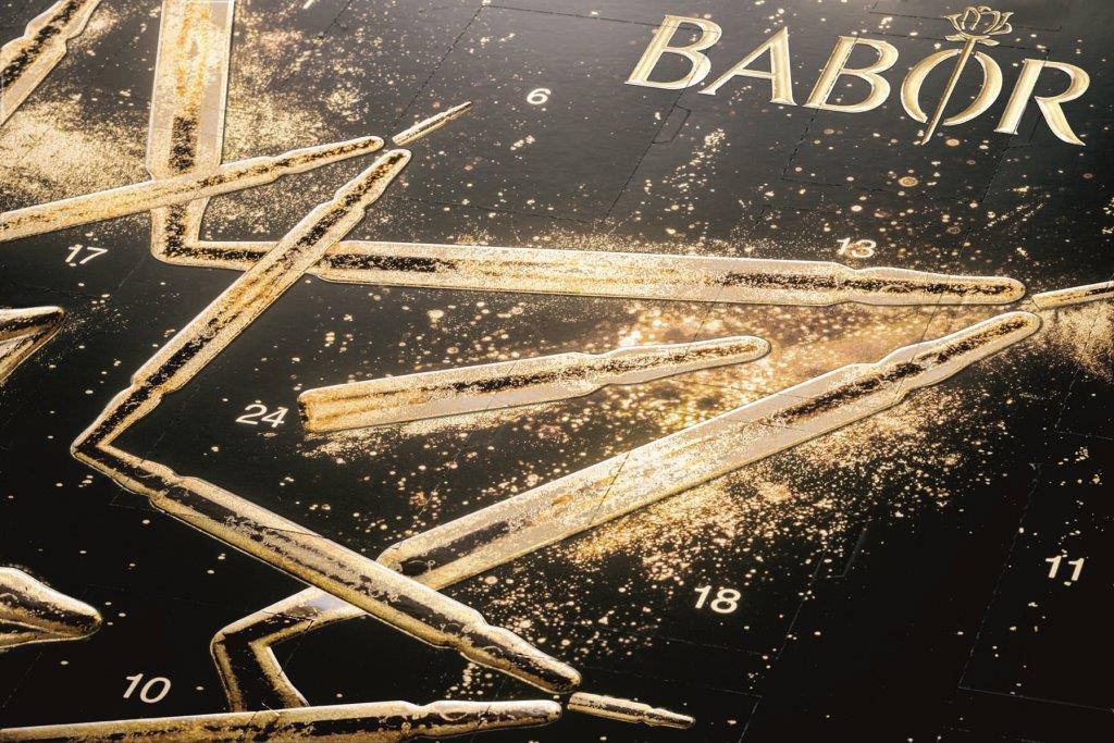 Gewinnspiel: CityNEWS drei BABOR Ampullen-Adventskalender - copyright: BABOR