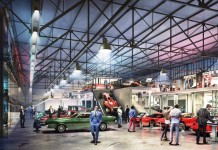 Michael Schumachers private Sammlung zieht in die MOTORWORLD Köln-Rheinland ein - copyright: MOTORWORLD Köln-Rheinland