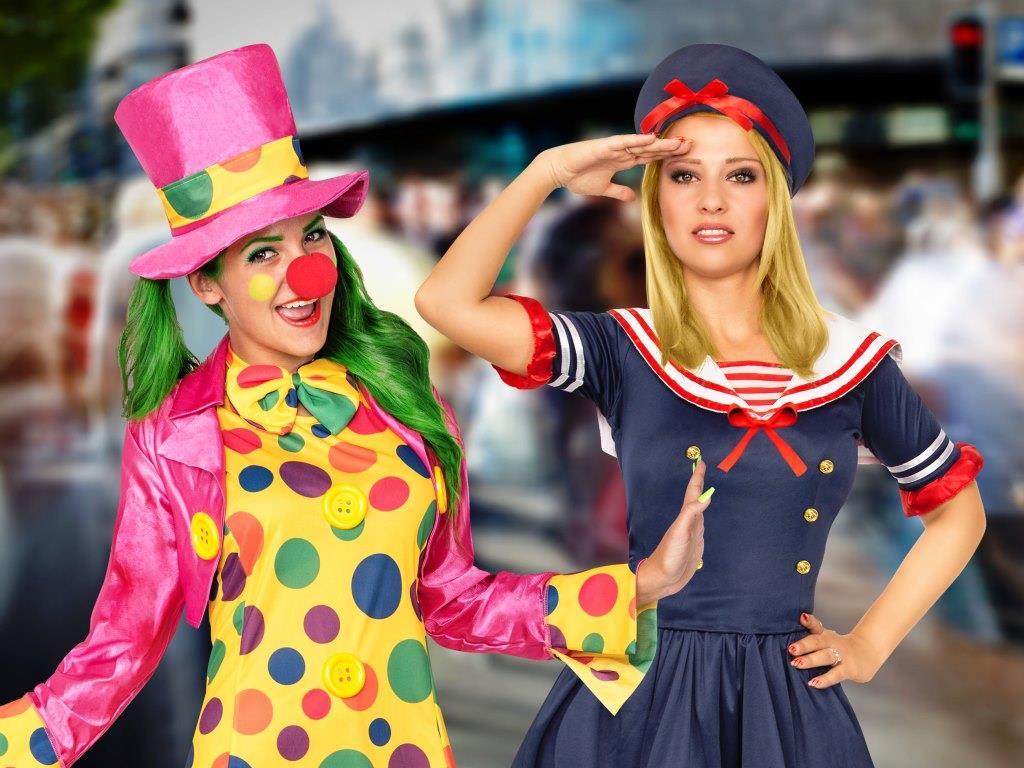Kölle Alaaf! Zu Karneval wird´s bunt in der Domstadt - Die heißesten Tipps zur Fünften Jahreszeit - copyright: KULTFAKTOR GmbH