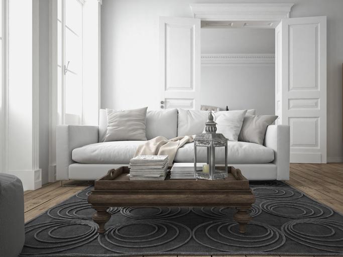 Teppich ist nicht gleich Teppich: Die richtige Pflege hängt vom Material ab - copyright: istock.com / 2Mmedia