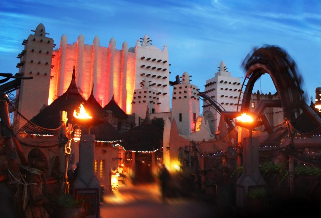 Business und Entertainment perfekt kombiniert – Phantasialand Brühl copyright: Phantasialand