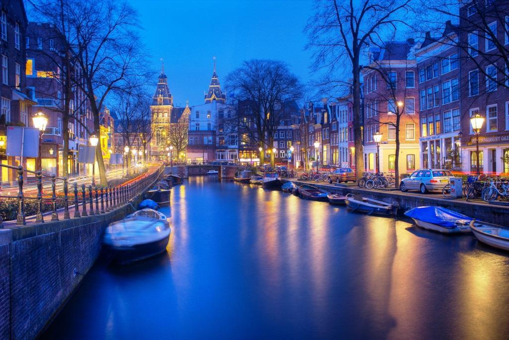 Amsterdam hautnah erleben - copyright: pixabay.com