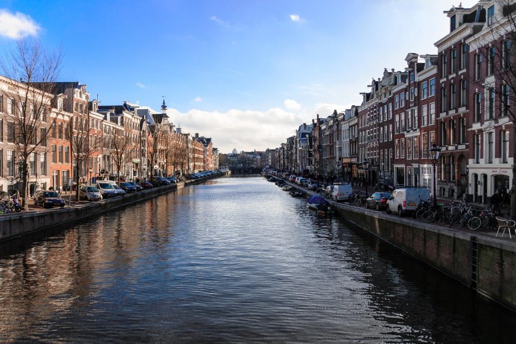 Historisches Wohnen in Amsterdam - copyright: pixabay.com