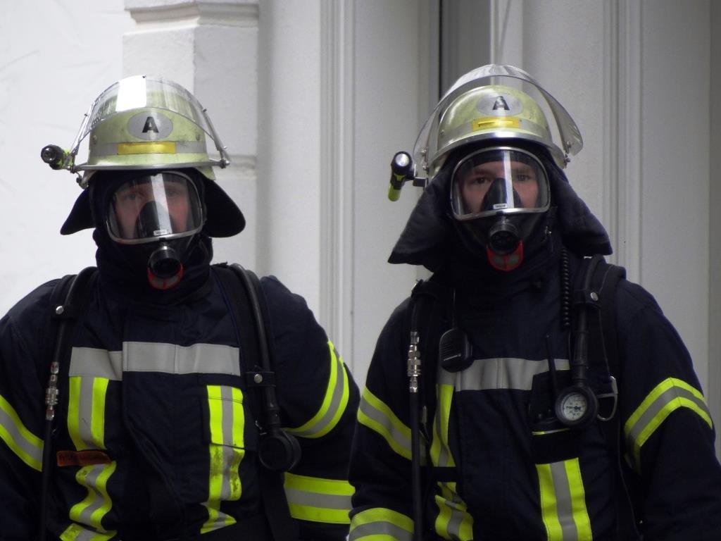 Die Arbeit bei der Feuerwehr - copyright: pixabay.com