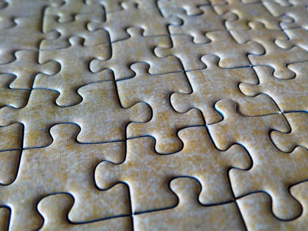 Puzzeln – ein Zeitvertreib mit Historie - copyright: pixabay.com