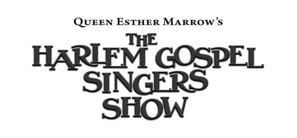 Queen Esther Marrow´s The Harlem Gospel Singers Show - Abschieds-Tour 2016/17 - Termine in NRW - copyrigt: BB Promotion