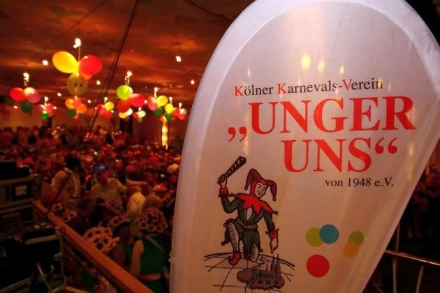 "Sessionseröffnung im Senats-Hotel bei ""Unger Uns"" - copyright: Thomas Pera"