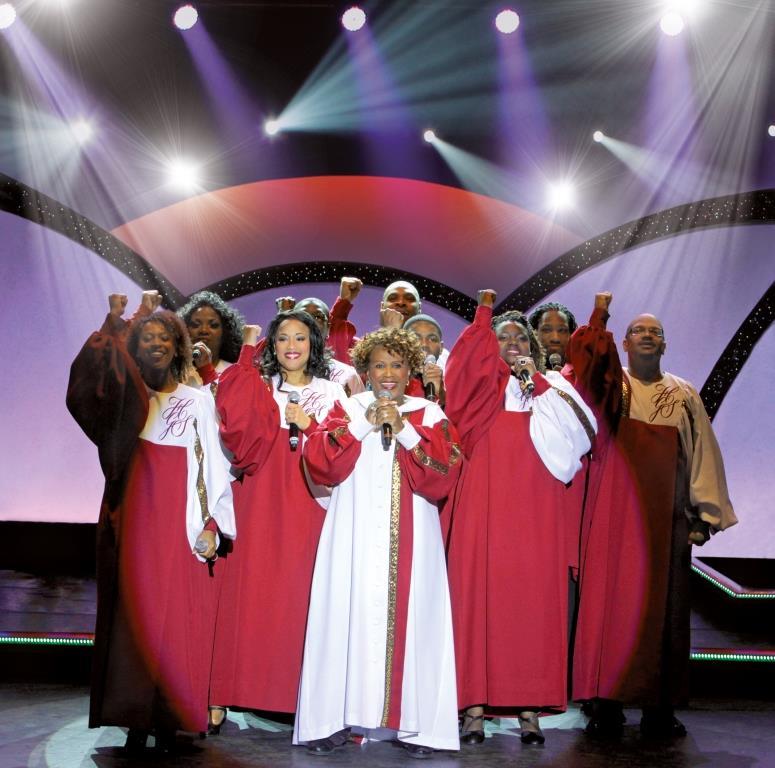 CityNEWS-Event-Tipp: Gospelstar Queen Esther Marrow verabschiedet sich mit The Harlem Gospel Singers von der Bühne - copyright: Thomas Brill